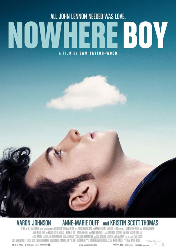Nowhere Boy Poster #5