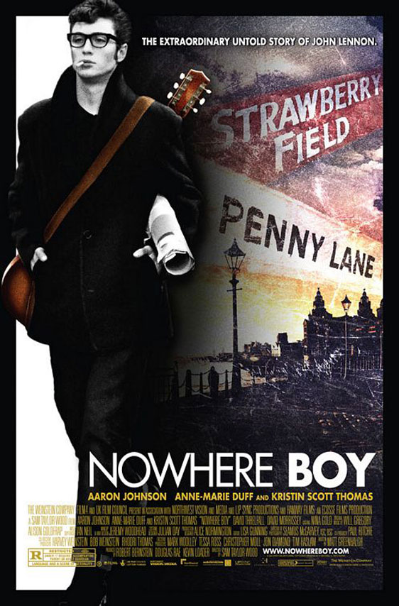 Nowhere Boy Poster #6