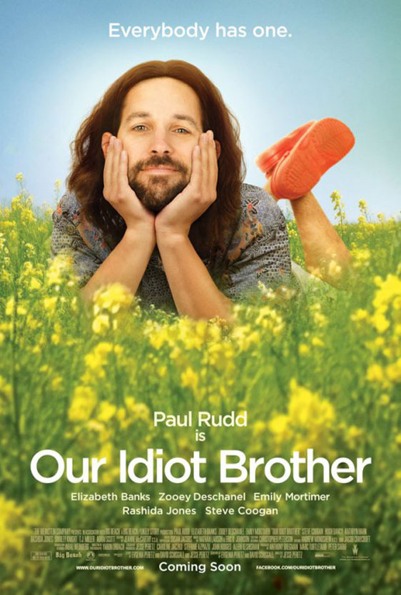 Our Idiot Brother Poster #2