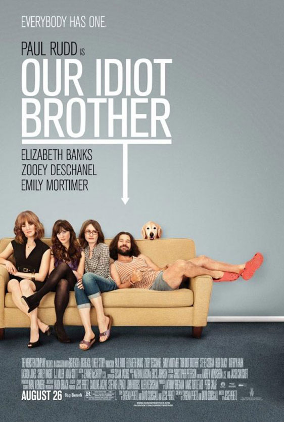 Our Idiot Brother Poster #3