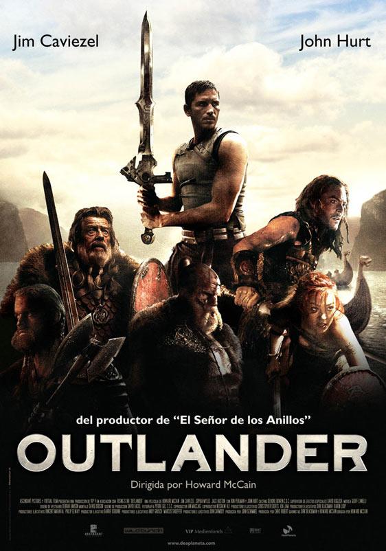 Outlander Poster #2