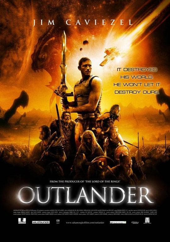 Outlander Poster #5