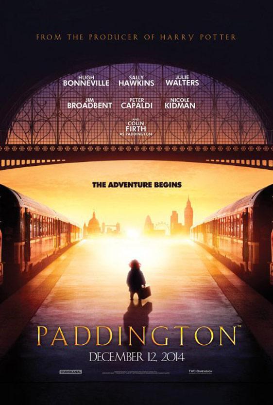 Paddington Poster #1