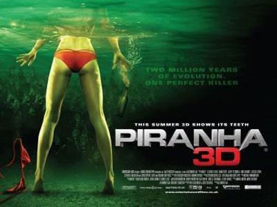 Piranha 3D Poster #6