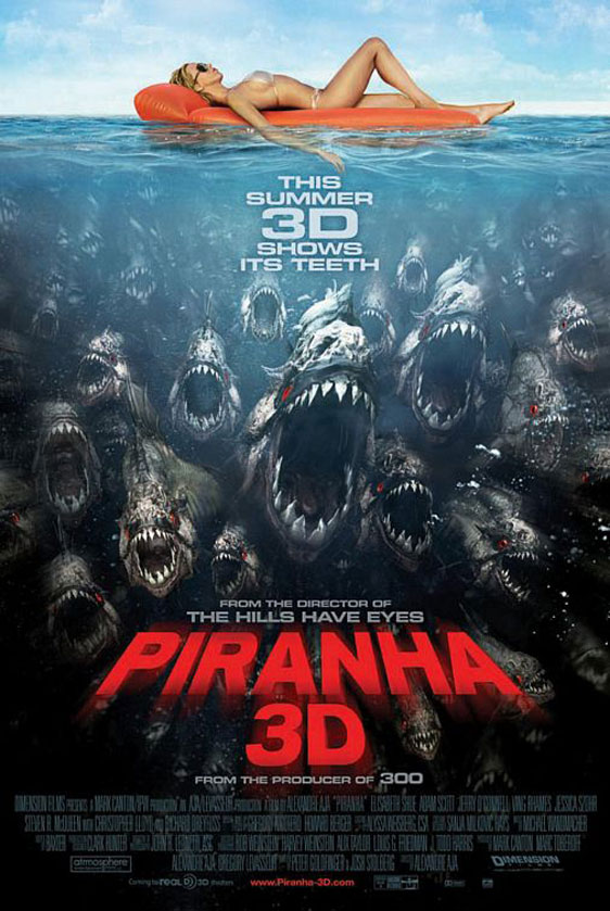 Piranha 3D Poster #8