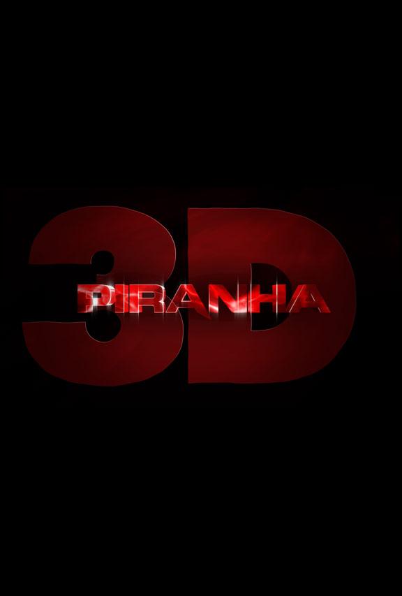 Piranha 3D Poster