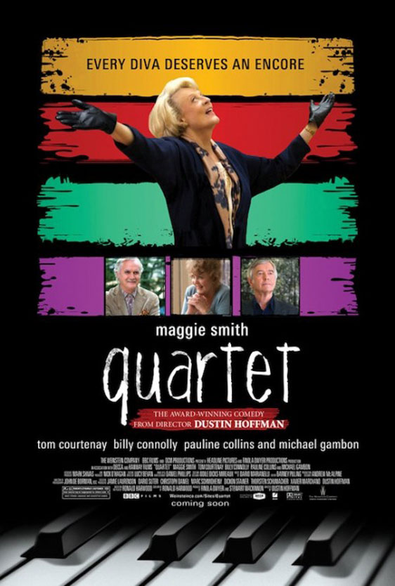 Quartet Poster #2