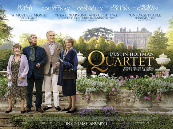 Quartet Poster #3