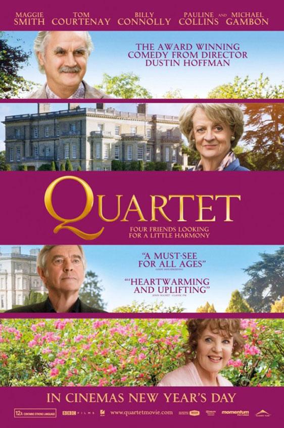 Quartet Poster #4