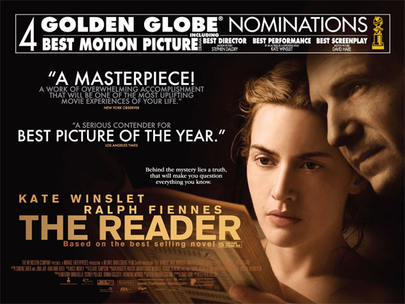 The Reader Poster #3