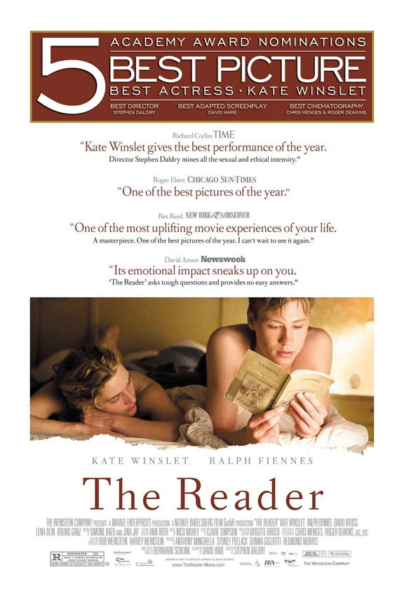 The Reader Poster #7