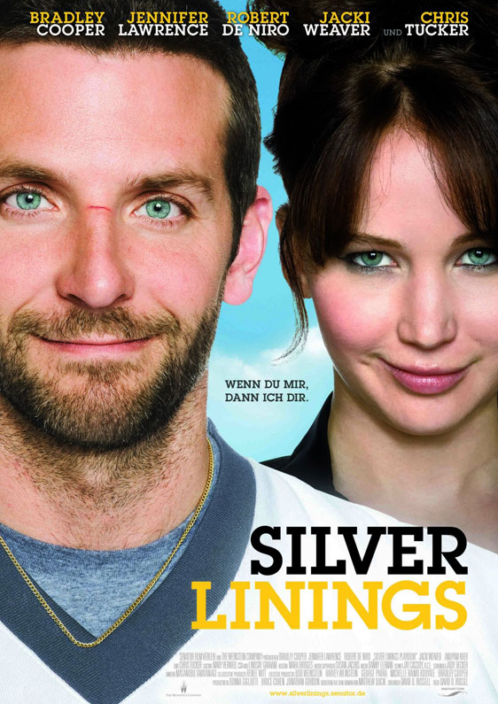 Silver Linings Playbook Poster #4