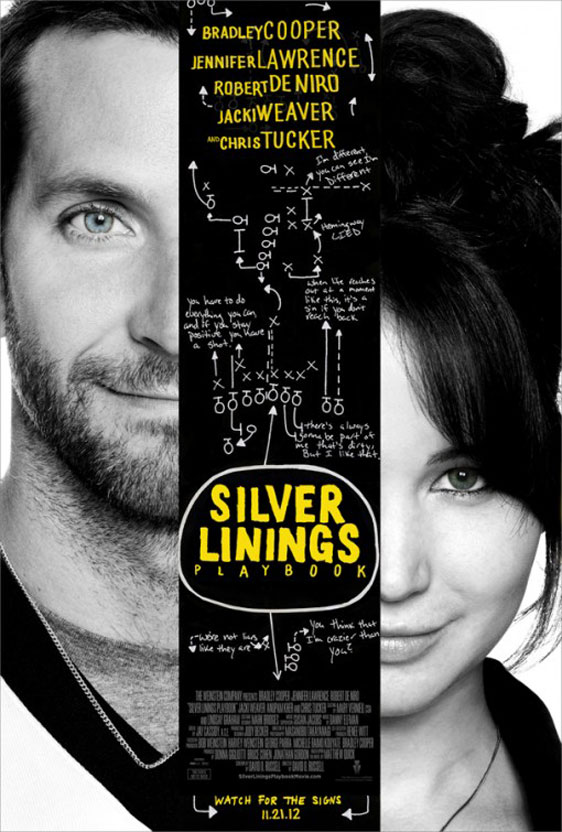 Silver Linings Playbook Poster #1