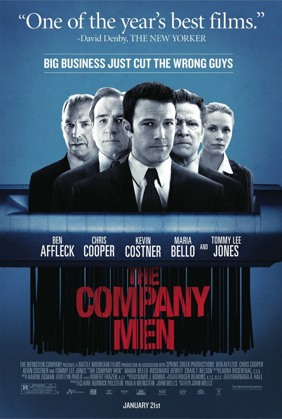 The Company Men Poster #2