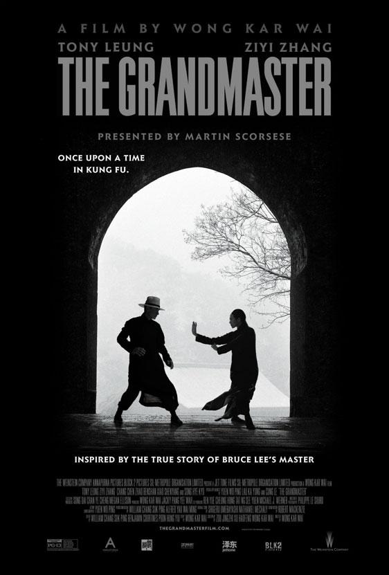 The Grandmaster Poster #2