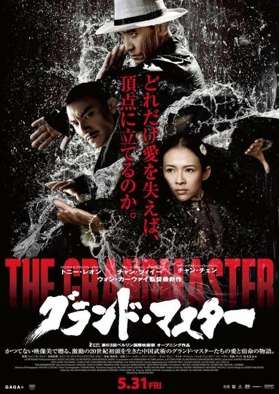 The Grandmaster Poster #5