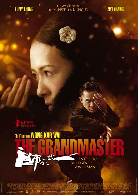 The Grandmaster Poster #6