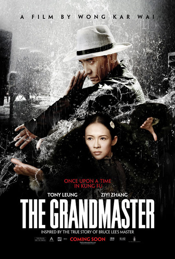 The Grandmaster Poster #1