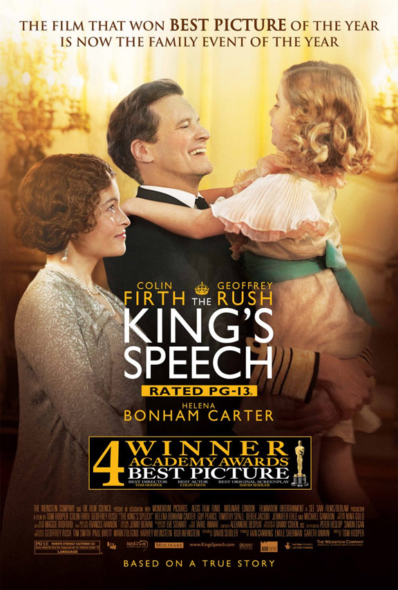 The King's Speech Poster #11