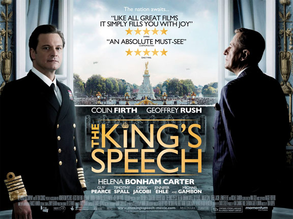 The King's Speech Poster #3