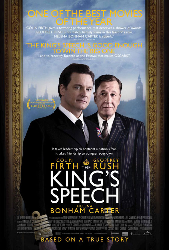 The King's Speech Poster #6