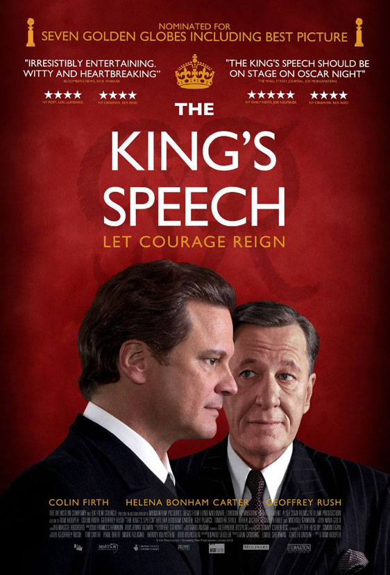 The King's Speech Poster #8