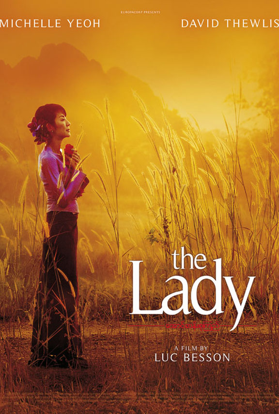 The Lady Poster #2