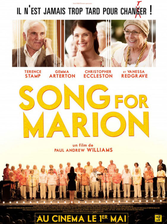 Unfinished Song (Song for Marion) Poster #2