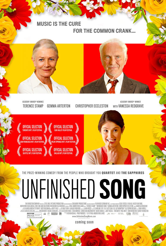 Unfinished Song (Song for Marion) Poster #4