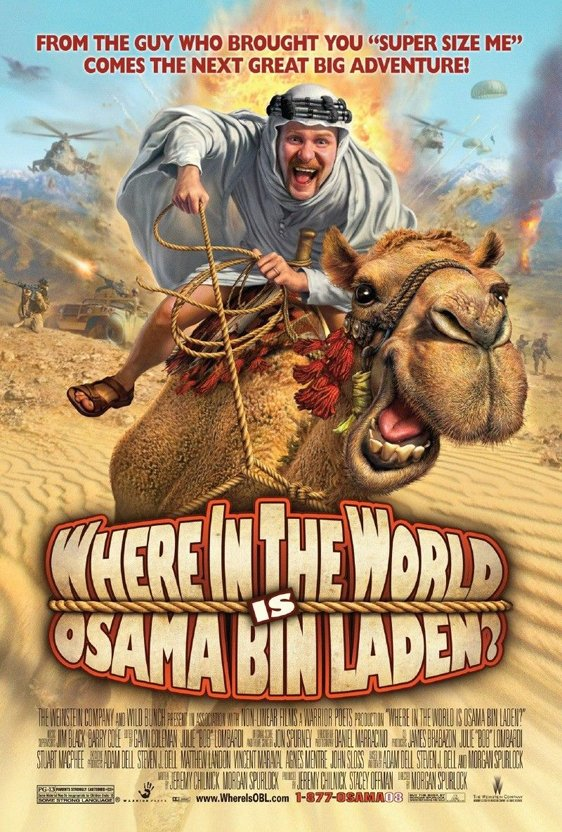 Where in the World Is Osama Bin Laden? Poster #2