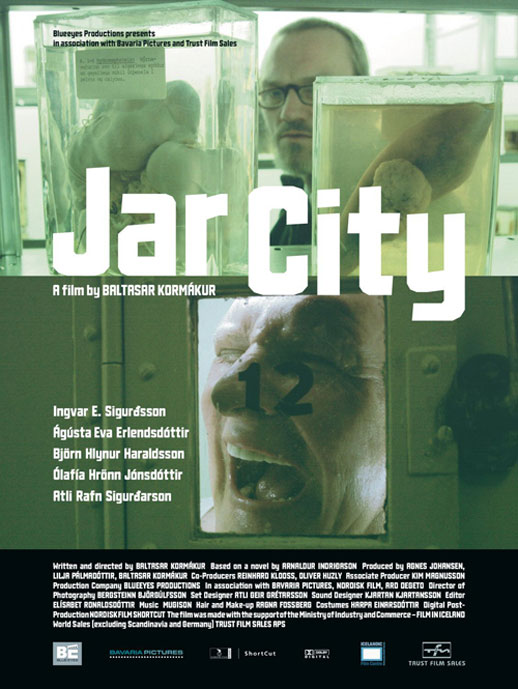 Jar City (Mýrin) Poster
