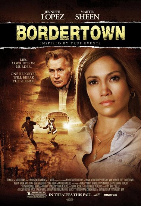 Bordertown Poster