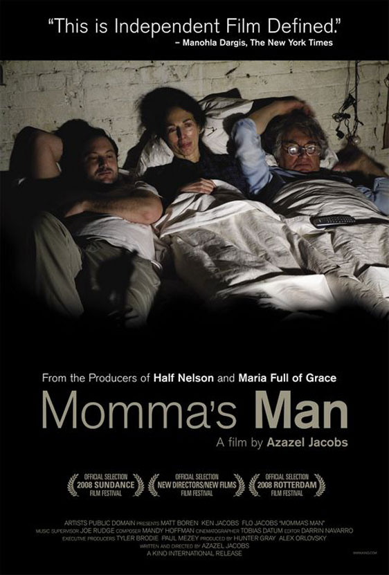 Momma's Man Poster