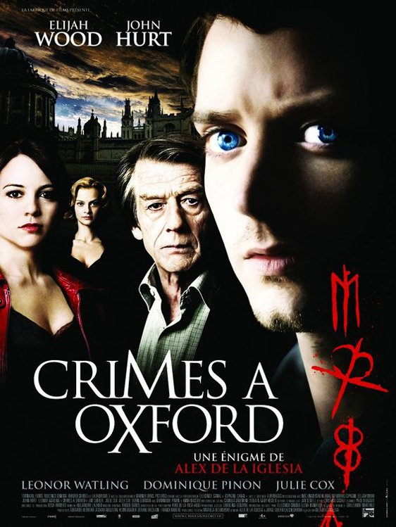 The Oxford Murders Poster #3