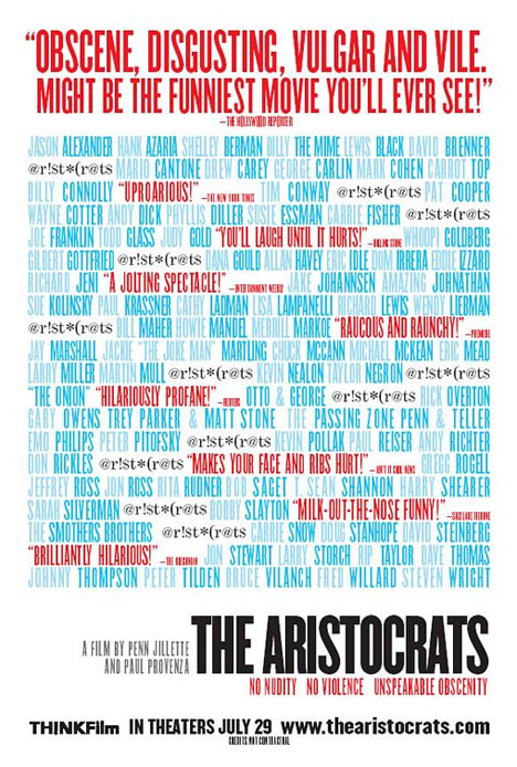 The Aristocrats Poster #1
