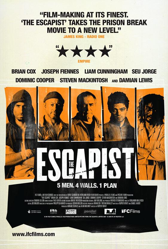The Escapist Poster #2