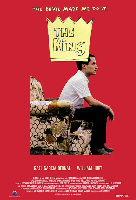 The King Poster #1