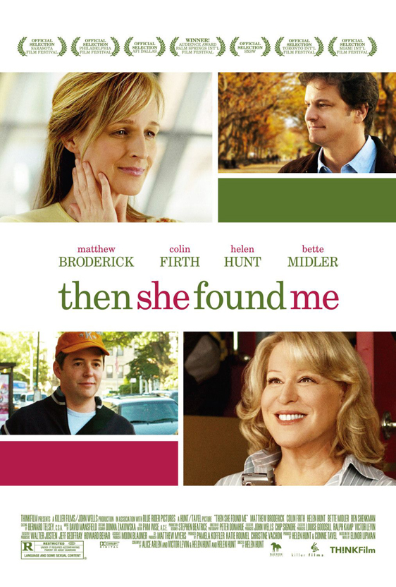 Then She Found Me Poster #3