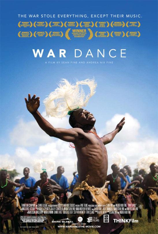 War/Dance Poster