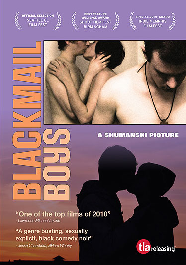Blackmail Boys Poster