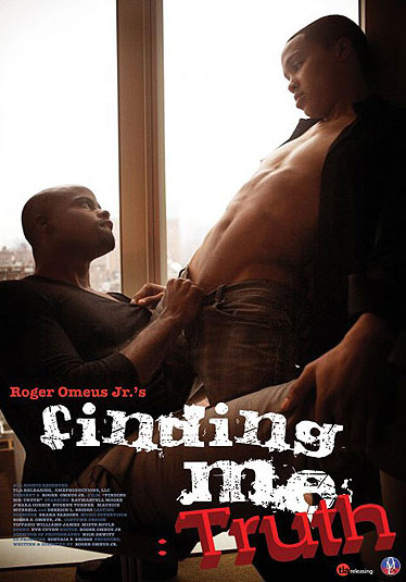 Finding Me: Truth Poster #1