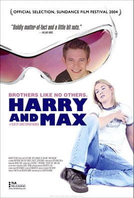 Harry and Max Poster