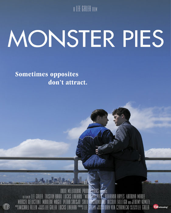 Monster Pies Poster #1