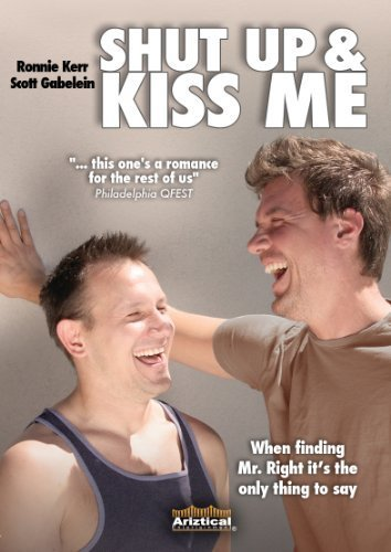 Shut Up and Kiss Me Poster