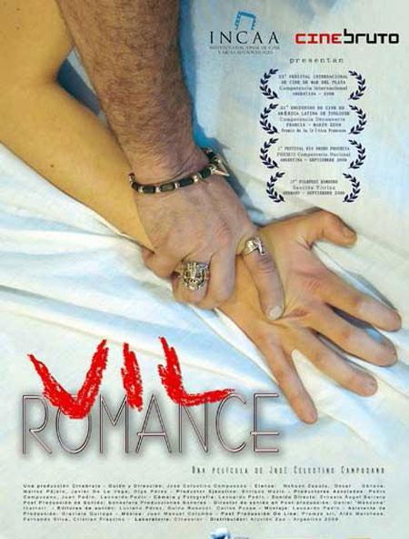 Twisted Romance (Vile Romance) Poster