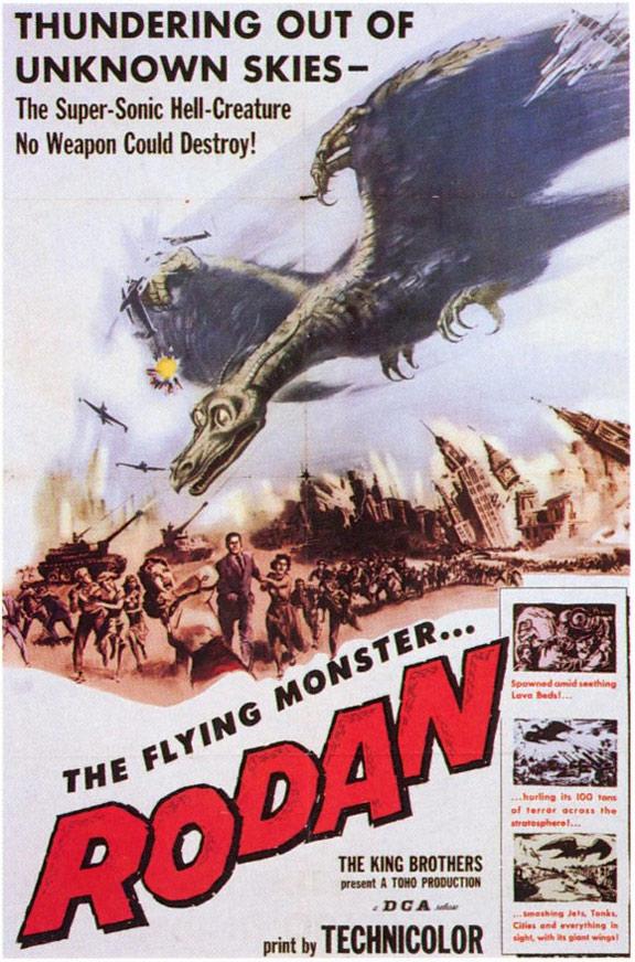 Rodan Poster #2