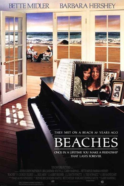 Beaches Poster