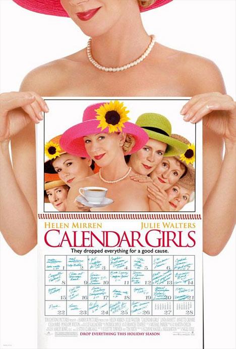 Calendar Girls Poster #1