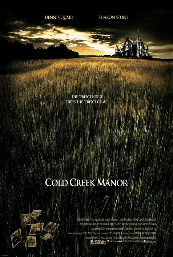Cold Creek Manor Poster