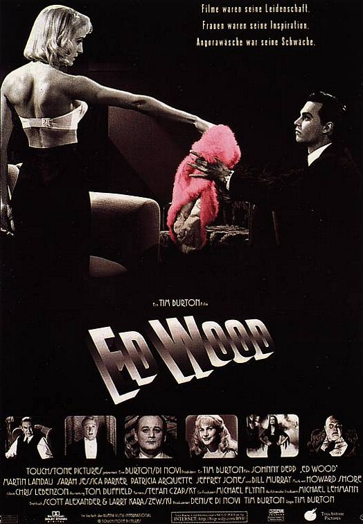 Ed Wood Poster #1